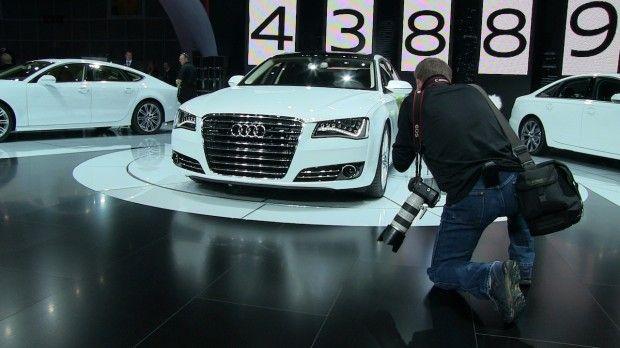 #2014 #Audi #A8 L #TDI #Pricing & #MPG #Announced