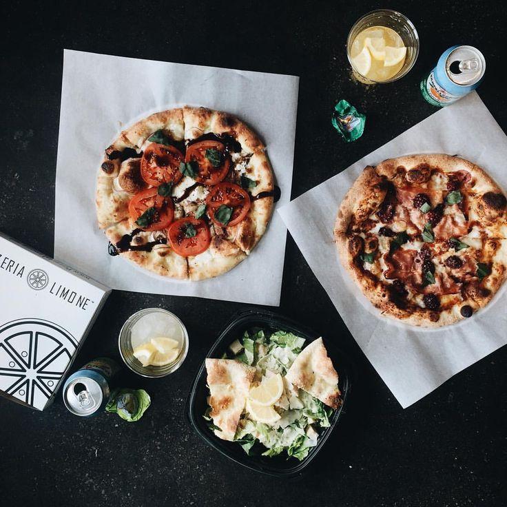 "Mandi Nelson on Instagram: ""Lunch today  @pizzerialimone @oliviabeth"""
