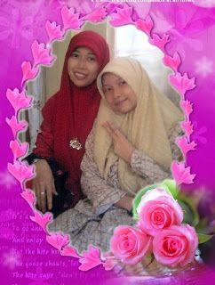 Rachma ♥ رَّحْمَ : Hadiah Hari Ibu dari bidadari kecilku Alma Fadilla...