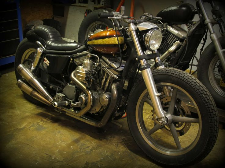 F F D D Ad C D on Sportster Ignition Stays On