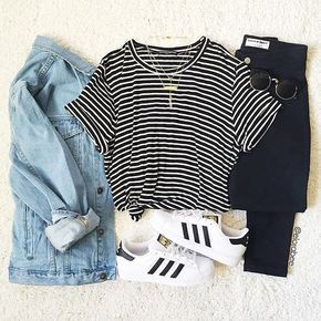 My Favourite Ways to Style Casual Shoes - lovefrommim.com Love from Mim Adidas Original Superstar White How to Style Casual Shoes Adidas Superstar Outfit Ideas