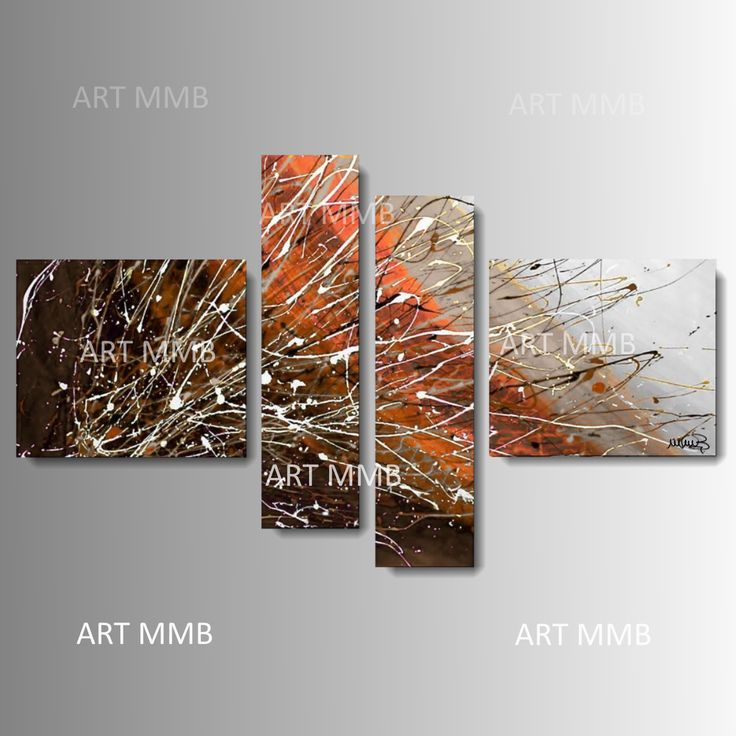 81 best ART MMB - Quadri moderni astratti images on Pinterest