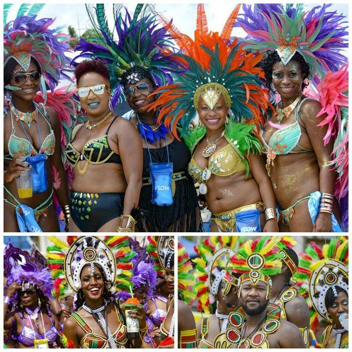 Crop Over - Barbados' Carnival and the hottest Caribbean summer festival!