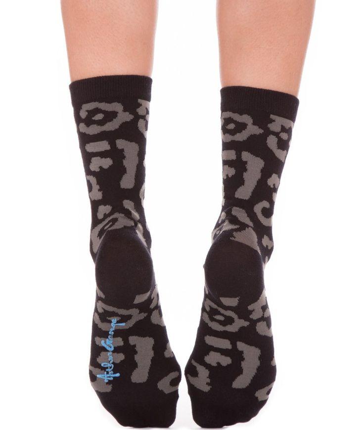 Arthur George Abstract Camo Socks