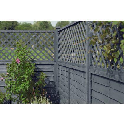 Fence Paint Colours Cuprinol Urban Slate