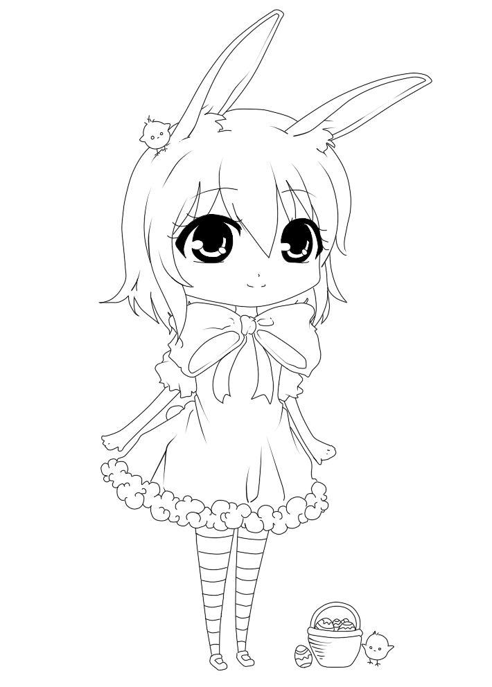 anime mädchen malvorlage malvorlage anime mädchen 1
