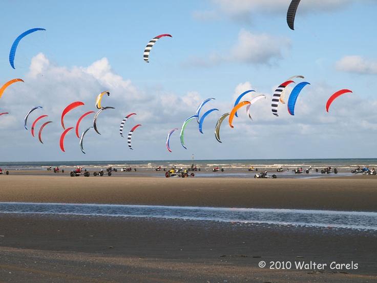 Kite buggy world championship