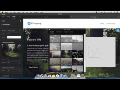 How to create website design with Blocs-Tutorial -  #webdesign #website #freetools #onlinemarketing #seo In this tutorial I'm showing you how to create website design with Blocs.  - #WebDesignTips