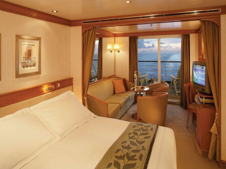 The Best Cruise Ship Cabins - Condé Nast Traveler