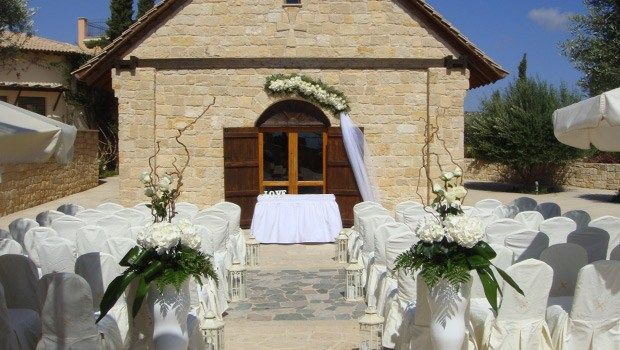 St Catherine's Chapel at Aphrodite Hills in Paphos