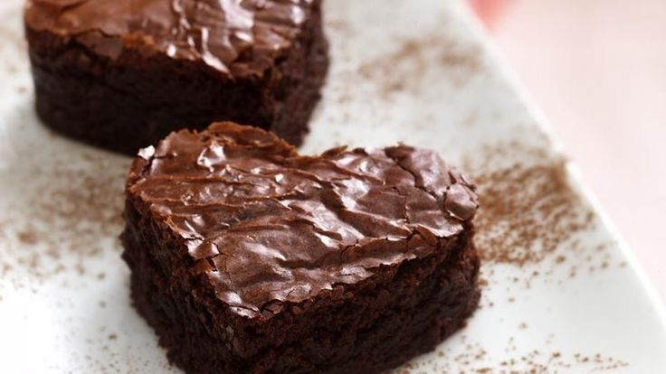 turn fudgy brownies into love ly brownies with a twist of a cookie ...