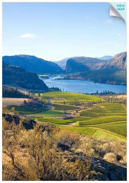 BC's Okanagan Valley Wine Region – WineBC.com