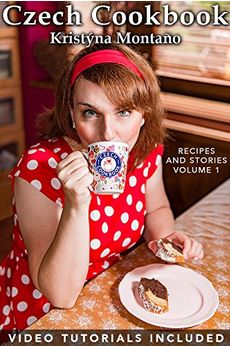 JUST RELEASED: Czech Cookbook on Kindle! Only $3.99 on Amazon. Czech it out! <3 http://amzn.to/2cY0uGp
