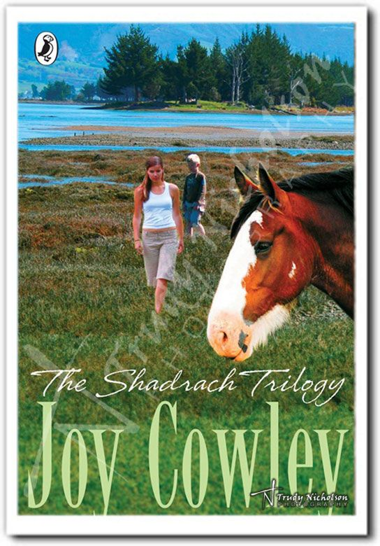 Cover photography for Joy Cowley/Penguin