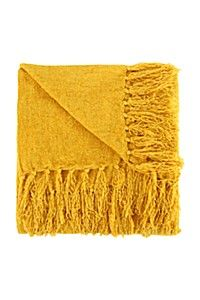 CHENILLE THROW 140X180CM