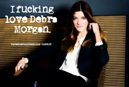 Debra Morgan - Dexter