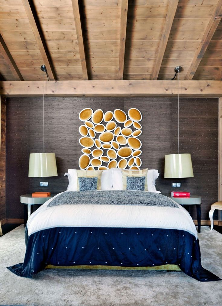 One Oak Chalet in Combloux, the French Alps | HomeDSGN, a daily source for inspiration and fresh ideas on interior design and home decoration.
