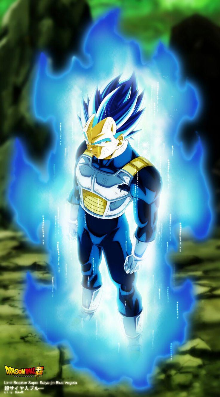 Vegeta ss blue full power? by NekoAR