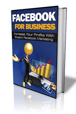 Facebook For Business -   Finally, Discover A Brand New Easy To Follow Step By Step Approach To Market Your Business To 800,000+ Facebook Users And Skyrocket Your Profits! Quickly and easily put your business on Facebook and INCREASE your PROFITS with the biggest social networking site on the internet