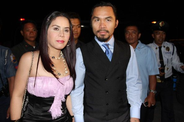 Manny Pacquiao Wife | Manny Pacquiao Wife Jinkee Pictures 2011 | All About Sports Stars