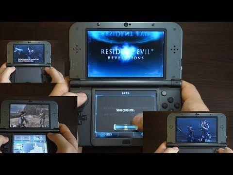 Resident Evil Revelations - NINTENDO 3DS XL gameplay - Andrasi.ro