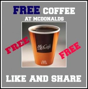 McDonald's Canada - FREE Coffee Everyday Until March 1st, 2015. Starting Feb 23 2015.