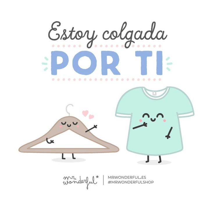 Estoy colgado por ti multimedia de Mr. wonderful (@mrwonderful_) | Twitter
