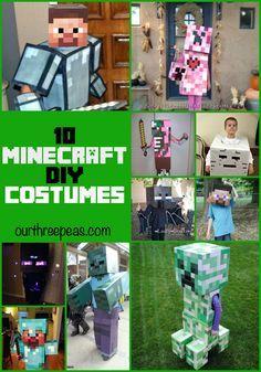 Best 25+ Minecraft halloween costume ideas on Pinterest ...