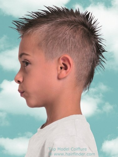 mahawk hair style 25 best ideas about boy mohawk on boys 5811