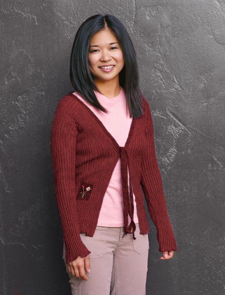 """Gilmore Girls S3 Keiko Agena as """"Lane Kim"""""""