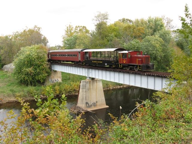 10 Best Things to Do in Frederick, Maryland: Ride on a Vintage Train on the Walkersville Southern Railroad
