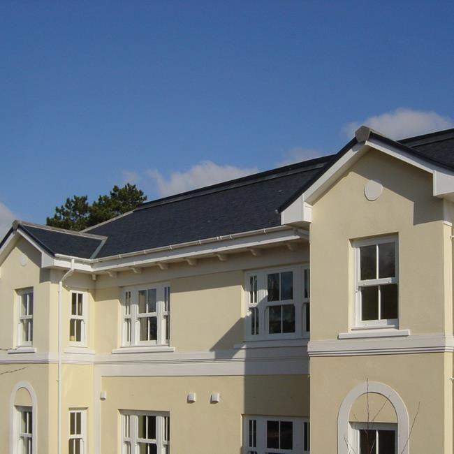 molduras para techos y paredes de exteriores de la marca orac decor