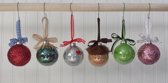 Wizard of Oz Ornaments by OddsNEndsbyAly on Etsy
