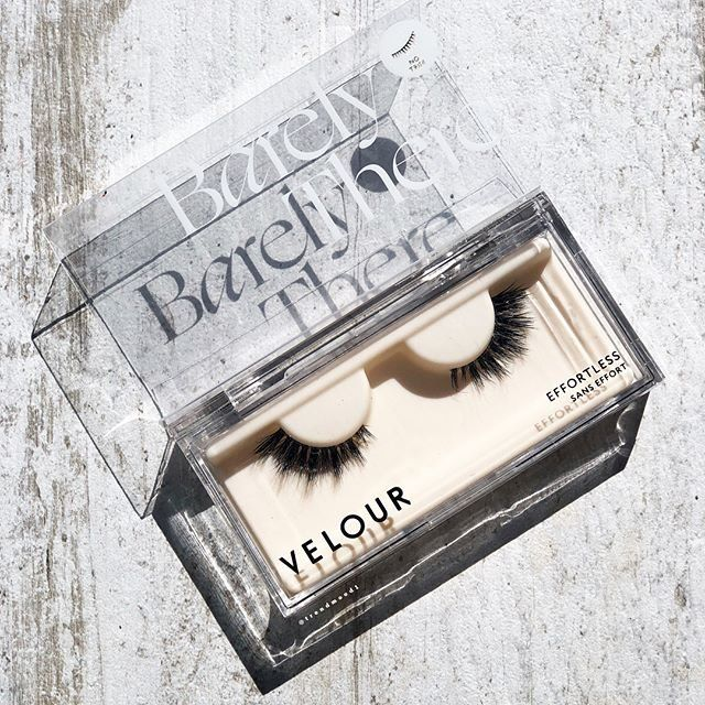 3a5aa9421b9 @Sephora 🖤💗 @velourlashesofficial NEW! The #Effortless No Trim - Natural  Lash #Collection in different styles $26 each: Barely There - naturally  flared ...