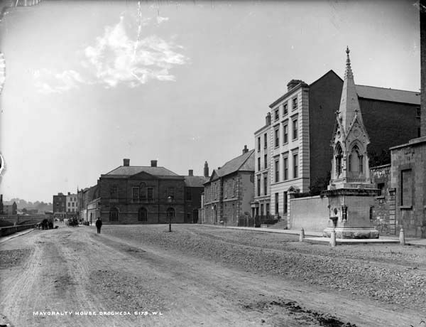 Mayoralty House, Drogheda by French, Robert, 1841-1917 photographer Published / Created: [between 1880-1900].