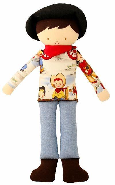 Alimrose Cowboy Doll - $49 Adorable Cowboy doll 48cm. Yee Ha