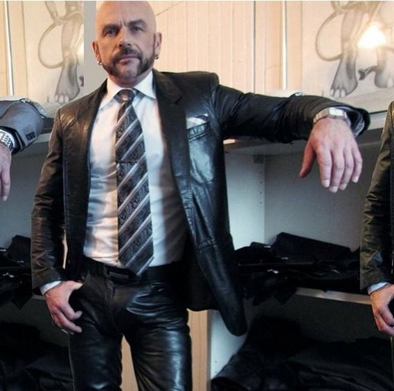 "leatherblazermen: "" MasterSL "" 