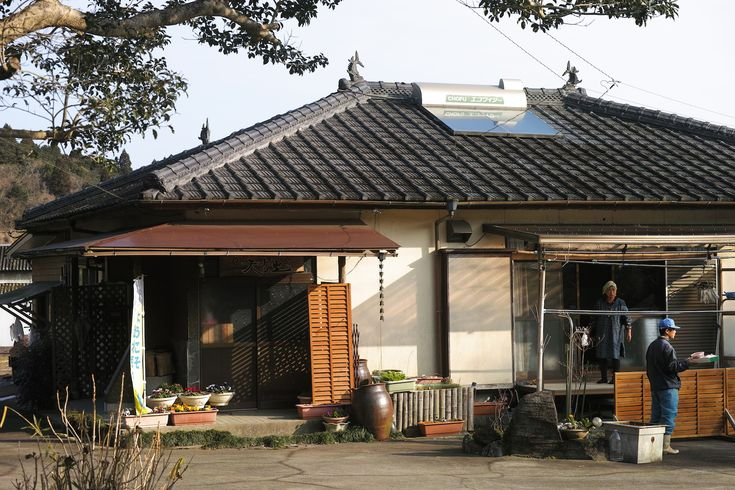 Expérience en Nouhaku (accueil paysan) dans les montagnes d'Izumi