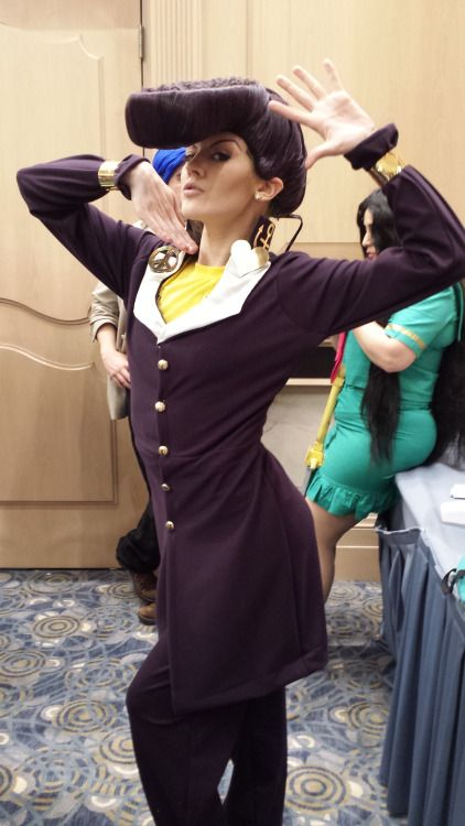 Anime Central Chicago: Josuke - Jojo's Bizarre Adventure