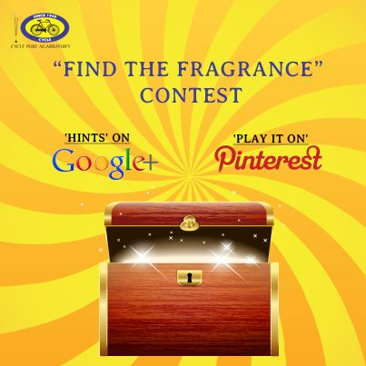 Find The Fragrance contest