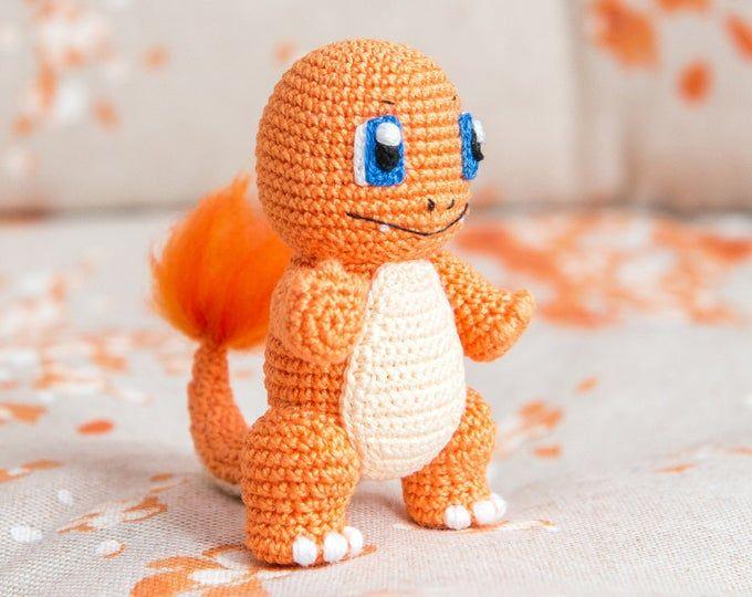 Crochet Pattern of 1Up Mushroom from