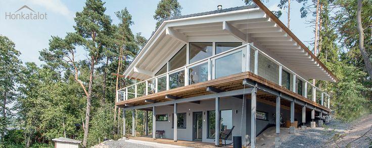 Polar-talo Suomessa - Honkatalot.fi