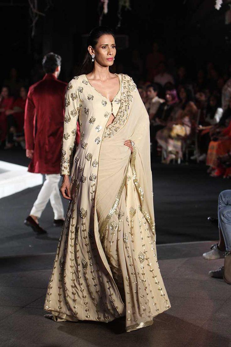 Manish Malhotra | Lakme Fashion Week Winter Festive 2016 #LFWWF2016…