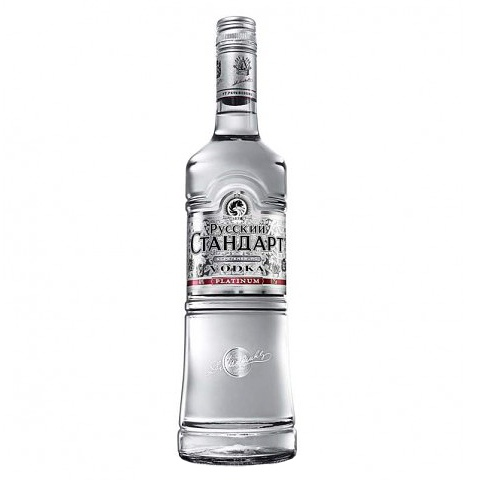 Russkij Standart Platinum 40% 3,0L #bottle #bottleshop #vodka