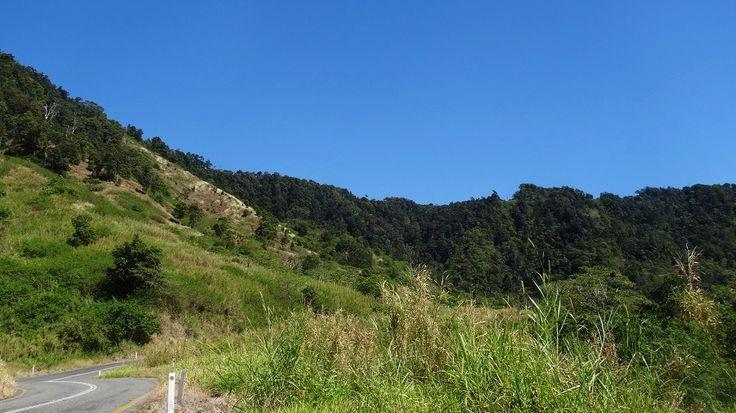 Travel the winding Eungella Range road to reach Eungella township! #Queensland #roads #Eungella #Travel