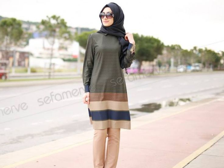Modahanne Tesettür Tunik Modelleri Bugüne Özel Kargo BEDAVA Fırsatıyla!  #sefamerve #tesetturgiyim #tesettur #hijab #tesettür