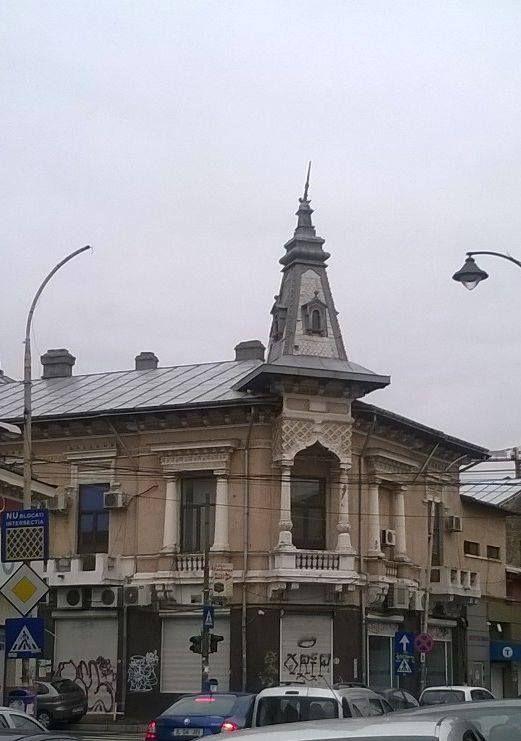 Eminescu (Fagadau), Bucuresti RO