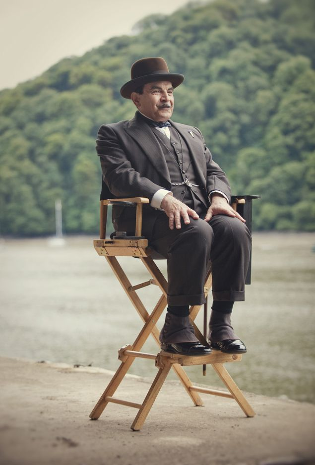 Star billing for Greenway as Suchet dons Poirot's hat for very last time || British actor David Suchet
