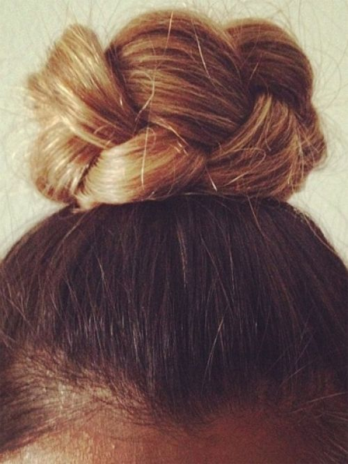 braided top know: perfect hair style for warm weather