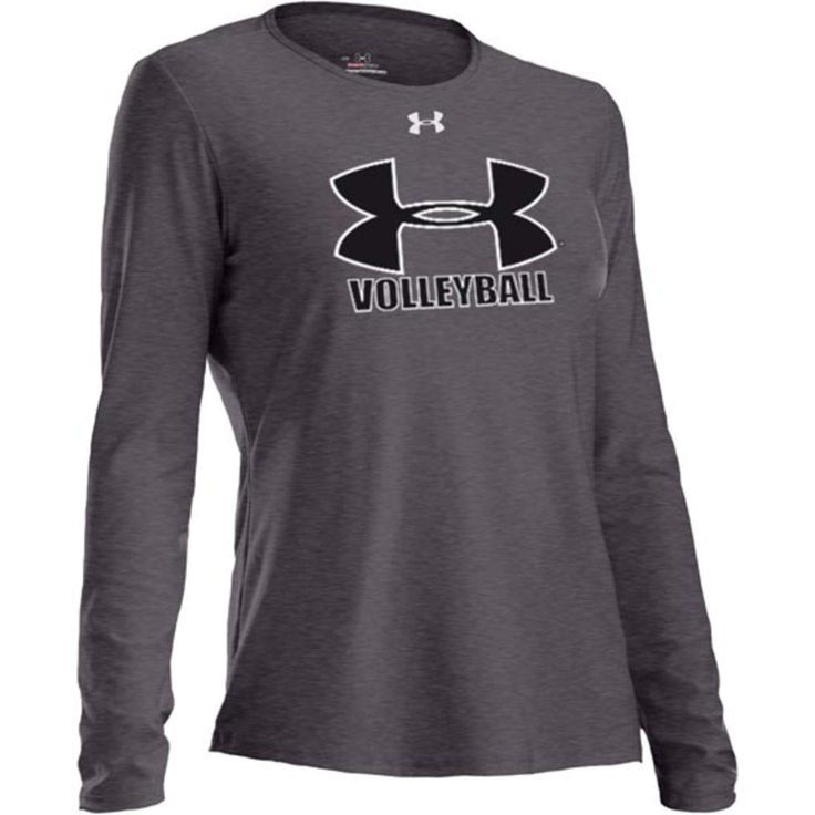 1000 ideas about volleyball t shirts on pinterest for Under armour long sleeve t shirts women